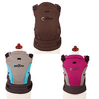 Рюкзак для переноски детей Womar Zaffiro Eco DESIGN (слинги, кенгуру, кенгурушки, эргорюкзаки, вомар) 3 цвета