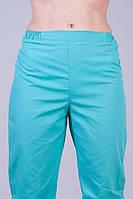 Медицинские штаны на резинке в расцветках