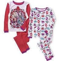 Пижама, термобелье для девочки Эвер Афтер Хай, США (6 лет)