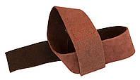 Кожаные  лямки для тяги - Power Play - Удлинненые