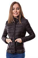 Женская весенняя приталенная куртка