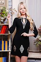 Платье Ким черный, фото 1