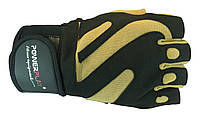 Перчатки для тренажерного зала, польское качество. Черный
