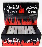 Уголь для кальяна 20 пластин 13х9,5х5 см