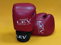Перчатки для бокса Лев (комби) 12оz