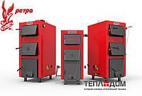 Твердотопливные котлы РЕТРА-5М 20 кВт  уголь, дрова, брикет