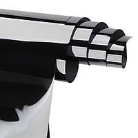 Тонировочная пленка для окон автомобиля SUNNY STANDART ✓ 0,5м*3м ✓ цвет: супер-черный