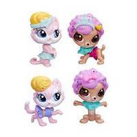 Игровой набор Модные зверьки серии LPS Маленький зоомагазин Littlest Pet Shop