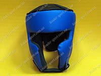 Защитный шлем  «Кик-бокс» Лев (кожзам)