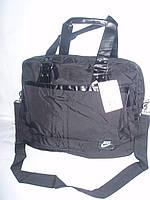 Женская сумка Найк черная