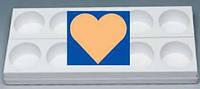 Форма кондитерская сердце Martellato 8390143