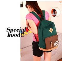 Городской рюкзак. Повседневный  рюкзак. Рюкзак для студентов. Современные рюкзаки.Код: КРСК7