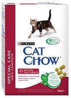 Cat Chow (Кэт Чау) Urinary 1,5кг - корм для кошек для профилактики мочекаменной болезни