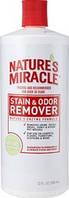 Nature's Miracle Универсальный уничтожитель пятен и запахов от животных, 3,7 л.
