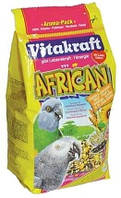 Vitakraft (Витакрафт) African Корм для крупных африканских попугаев, 750 гр.