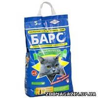 БАРС №2 крупный с ароматом лаванды - наполнитель для кошачьего туалета