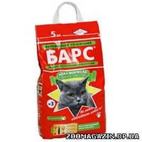 БАРС №3 стандарт с ароматом лаванды - наполнитель для кошачьего туалета