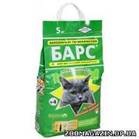 БАРС №4 классик - наполнитель для кошачьего туалета