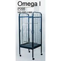 Клетка вольер для птицы INTER-ZOO OMEGA 1 (∅ 2ММ)