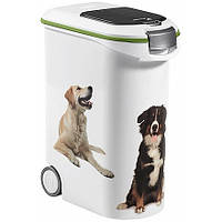 Контейнер для корма Curver® Pet Life™ большой для собак (вместимость 20 кг)