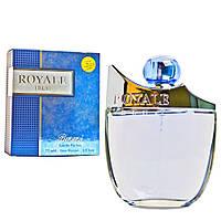 Royale Blue от арабского парфюмерного дома Rasasi – цветочный, древесно-мускусный аромат для мужчин, вышедший