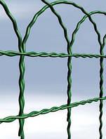 Сетка декоративная ПВХ  (ограждение для клумб) 650мм