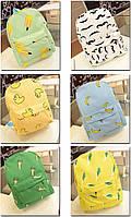 Городской рюкзак. Модный  рюкзак. Рюкзак для студентов. Современные рюкзаки.Код: КРСК9