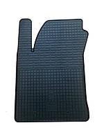 Резиновый водительский коврик в салон KIA Cerato I (LD) 2003-2008 (STINGRAY)