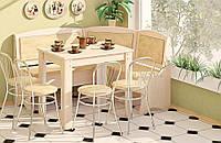 Кухонний куточок К-3 Комфорт Мебель / Кухонный уголок К-3 Комфорт Мебель