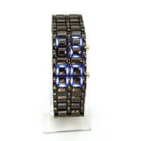 Часы мужские электронные Iron Samurai