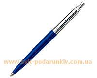 Подарок коллеге ручка шариковая Parker Jotter Blue BP 78 032Г