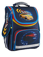 Ранец школьный каркасный (трансформер) KITE 2015 Speed 501-7