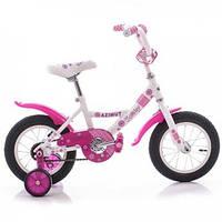 Велосипед Azimut Kathy 16 дюймов белый