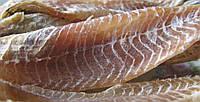 Солено-сушеная тушка бычка