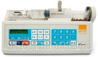 Стандартный инфузионный насос:  SEP 12S Plus