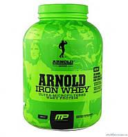 Muscle Pharm Arnold Series Iron Whey 2270 грамм Сывороточный протеин