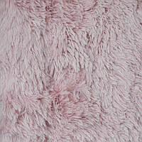 Меховое покрывало с длинным ворсом, Евро 220х240 - Цвет Карамели