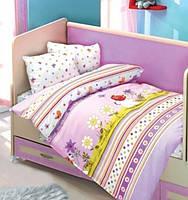 Постельное белье для кроватки ранфорс