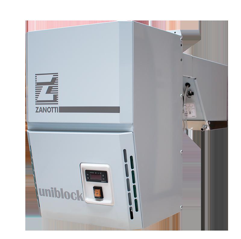Холодильный моноблок Zanotti MZN107 (-5...+10С) (9м.куб)