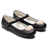Туфли школьные  для девочки, размер 31-36