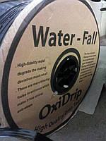 Лента для капельного полива, эммитерная, 20 см между капельницами. 8 mil. Капельна стрічка.