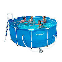 Каркасный бассейн BestWay SteelPro 56088