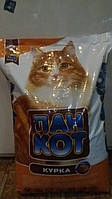 ПАН-КОТ КУРИЦА 10кг сухой корм для взрослых кошек