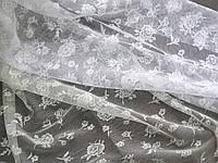 гардины с мелким рисунком розочка