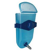 Trixie поилка автоматическая для грызунов синяя, 250мл