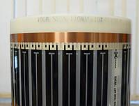 Пленочный теплый пол EXCEL EX-205 new с серебряной сеткой (50см/220Вт)