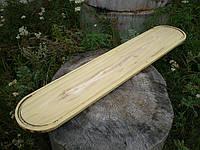 Разнос из дерева, 100 * 20 см.