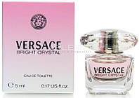 Versace Bright Crystal - Туалетная вода (Оригинал) 5ml (миниатюра)