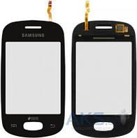 Сенсор для телефона Samsung S5282 Galaxy Star Duos, S5310 Galaxy Pocket Neo Black