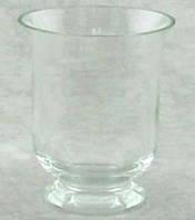 Подсвечник стакан. Высота 185 мм. Подсвечник для флористики. Подсвечник  для декора